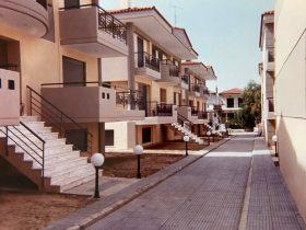 Group of maisonettes in N. Raidestos, Thessaloniki