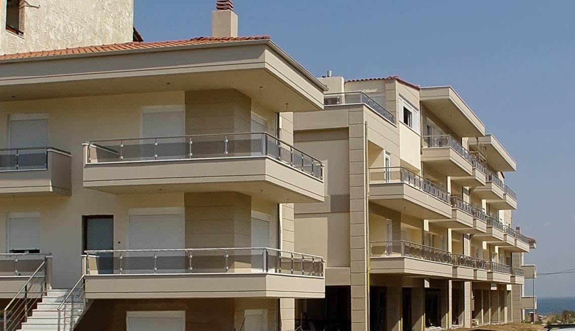 Group of houses, Agia Triada