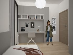 Διαμέρισμα 2,1ος όροφος